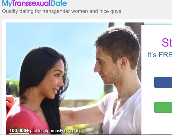 Trannsexual dating